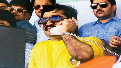Underworld Don Dawood Ibrahim is not in country:  Pak re-claims