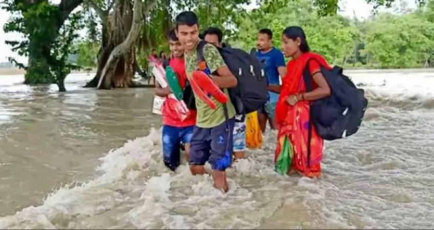 नेपाल में कहर बनकर बरसी बारिश, अब तक 10 की मौत, 40 लापता