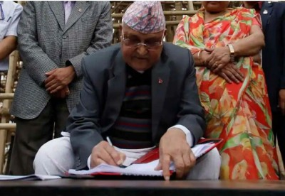 Nepal bans Indian news channels, China and Pak channels will continue to air