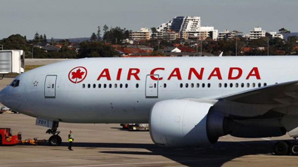 Strong turbulence happen  in Air Canada flight,  37 passengers 'injured'