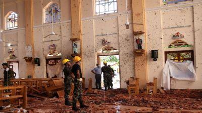Sri Lanka Bomb Blast: Why Terrorists Didn't Attack Taj Samudra Hotel, Police Investigating