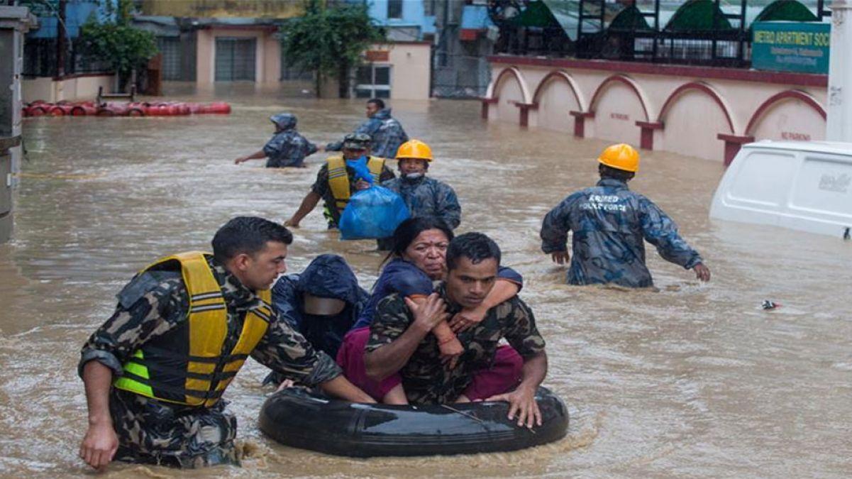 Floods and landslides wreak havoc in Nepal, 15 people killed so far