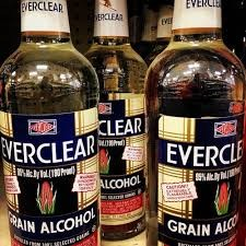 Everclear drink being used in California to avoid corona