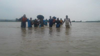 Floods wreak havoc in Nepal, 43 killed, 24 missing
