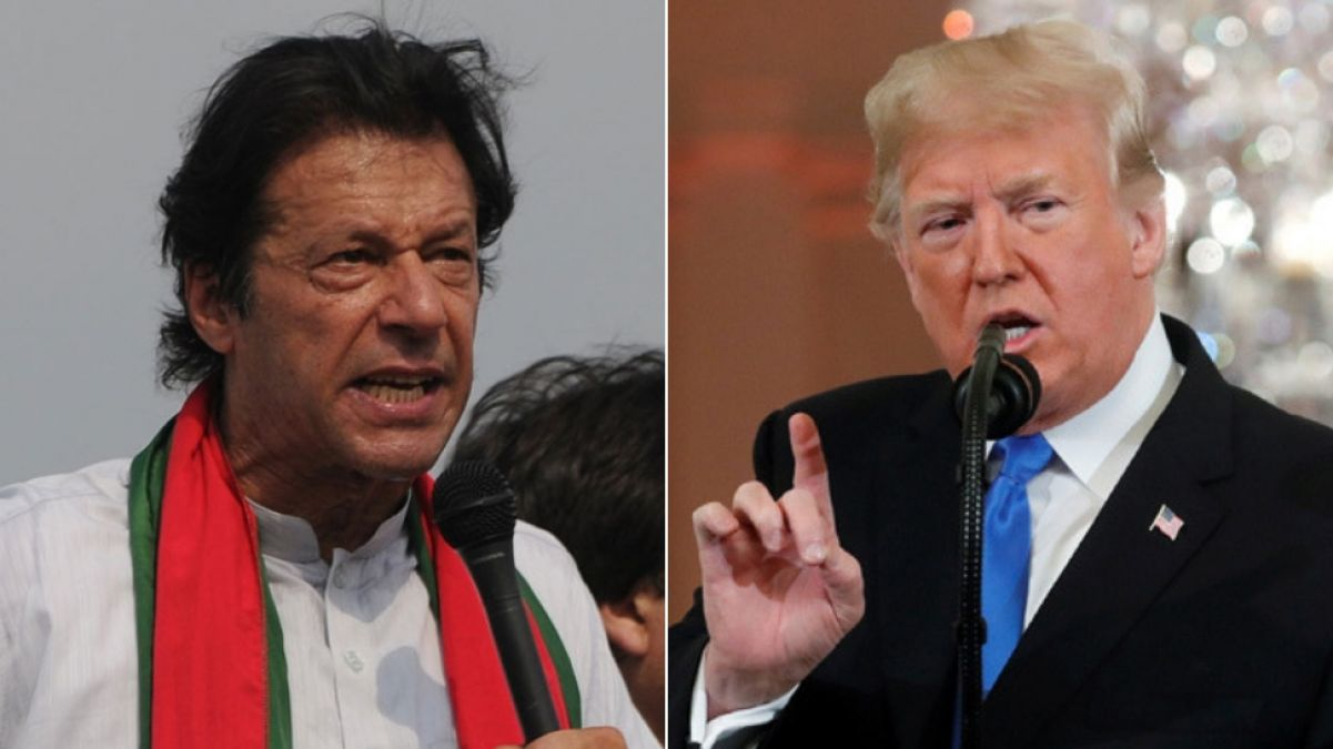 Imran Khan and Donald Trump are supposed to meet, Pak Minister speaks - Allah will take care