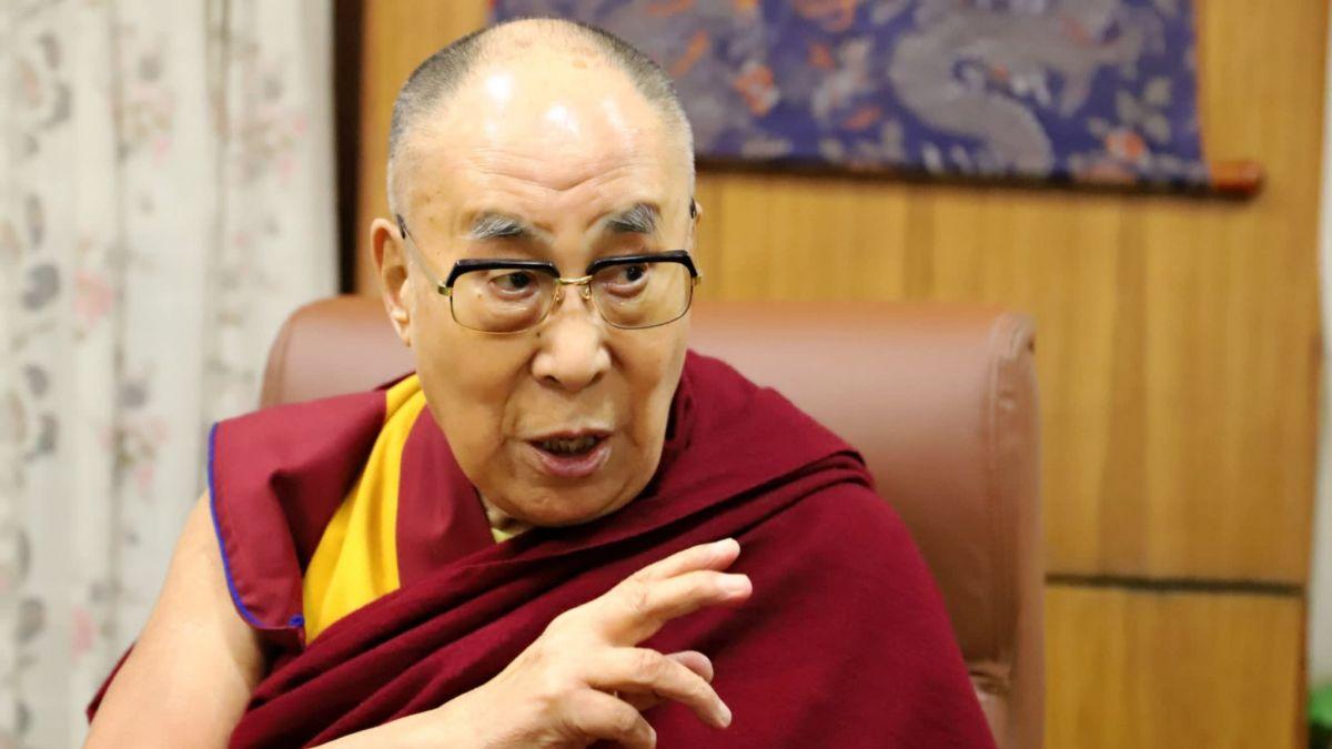 China has no right to choose my successor says Dalai Lama