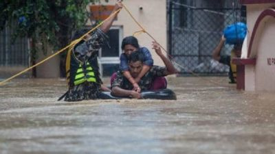 Flood and landslide outbreaks continue in Nepal, 90 killed so far