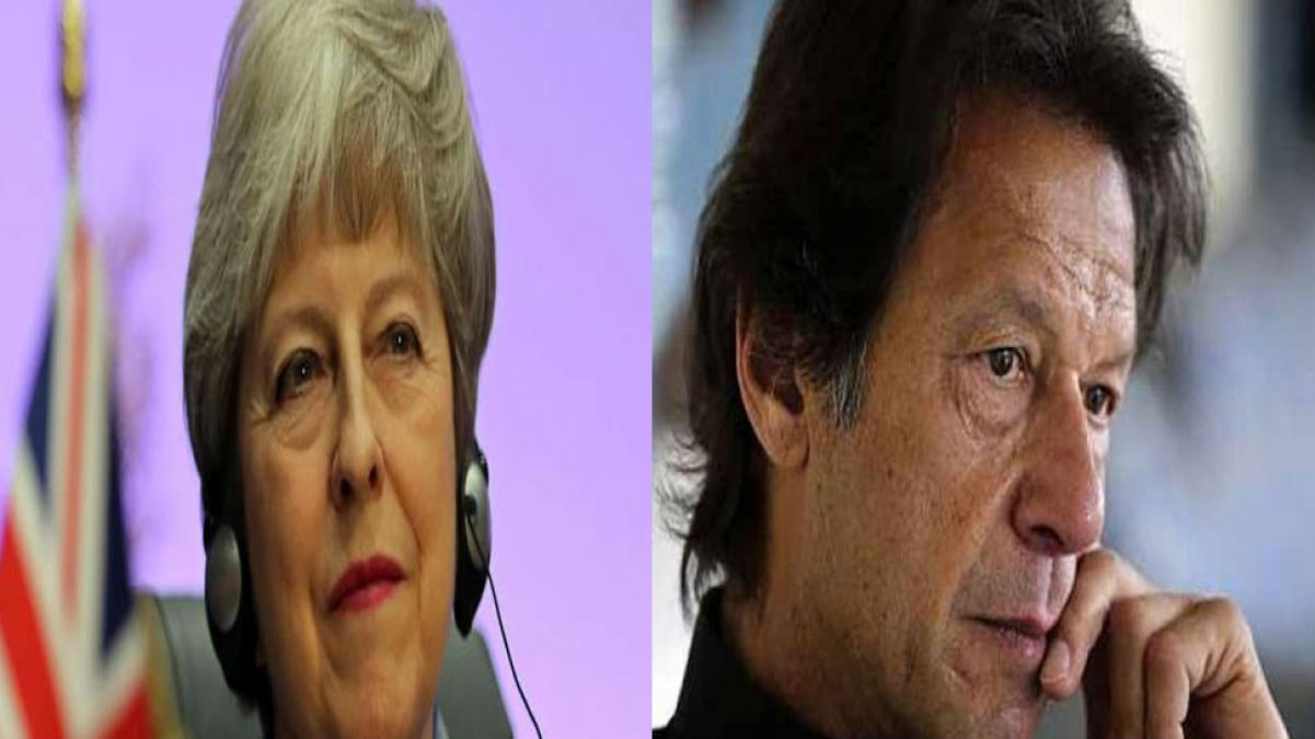 Britain could give a huge shock to Pak, Will make a huge cut in Financial help