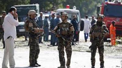 Suicide blast outside Kabul University kills, 9 killed 33 injured