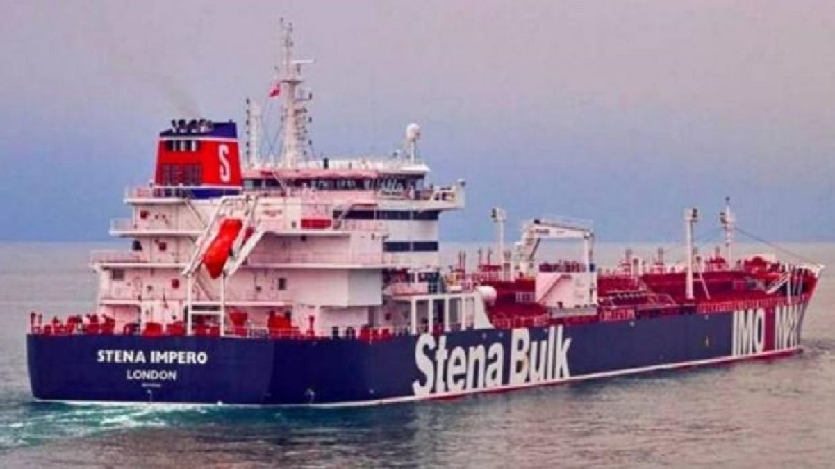 Iran nabs Britain's oil tanker, 18 Indian lands into trouble