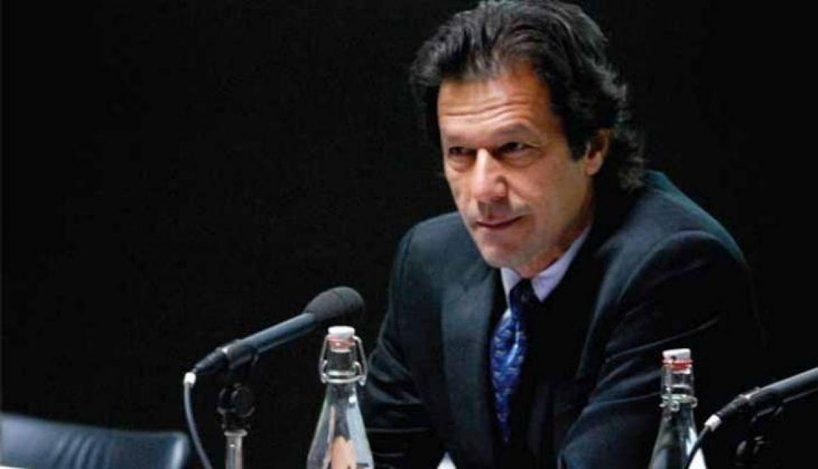 पाक पीएम इमरान खान ने खोली पाकिस्तान की पोल
