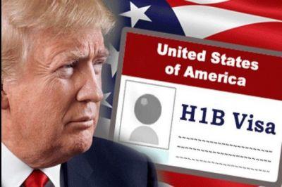2018 ਵਿੱਚ ਸਰਕਾਰ ਨੇ 2017 ਤੋਂ 10 ਫੀਸਦ ਘੱਟ H-1B ਵੀਜ਼ਾ ਜਾਰੀ ਕੀਤੇ