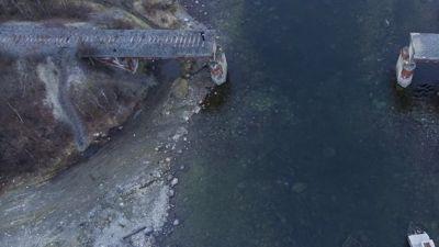 रातों रात गायब हुआ 75 फीट लंबा और 56 टन वजनी ब्रिज, पुलिस महकमे में मचा हड़कंप