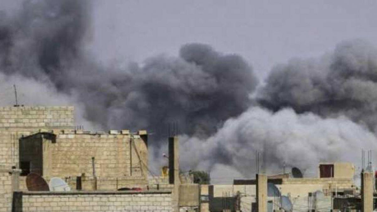 सीरिया में फिर हुआ जिहादी हमला, 12 नागरिकों की मौत, 15 घायल