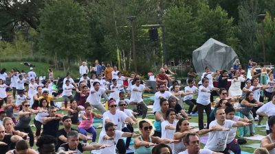 International Yoga Day: Preparations in Texas will at peak, organize several events