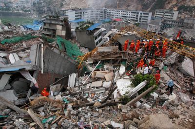 11 killed, 122 injured as two strong earthquakes hit China