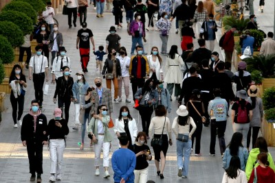 Herd immunity could potentially be reduced to 43 percent: Study