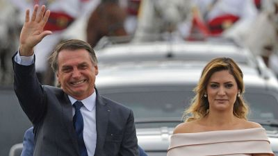 President arrived at the G-20 Summit, recovered 39 kg of cocaine from the convoy
