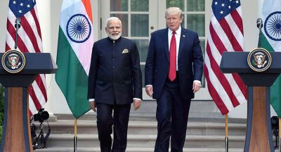 Bilateral meeting between PM Modi and Donald Trump, discusses issues