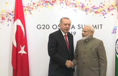 PM Modi meets Turkish President, discusses these important issues