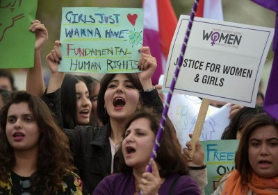 Pakistan:  'Aurat March' receives support of Court