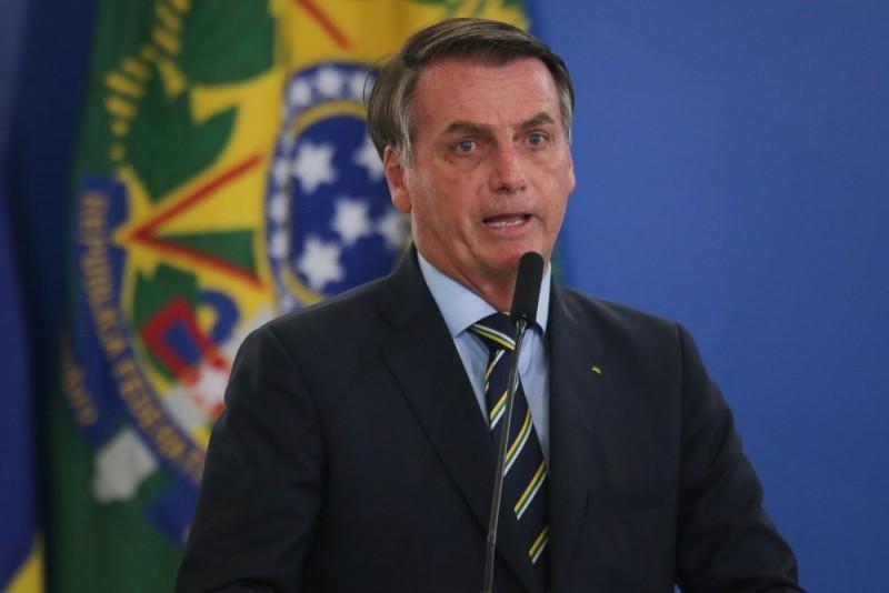 ब्राजील : राष्ट्रपति के ऐलान में नही दिखा कोरोना वायरस का डर