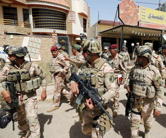बगदाद में फिर हुआ रॉकेट हमला, इराकी सेना ने किया दावा