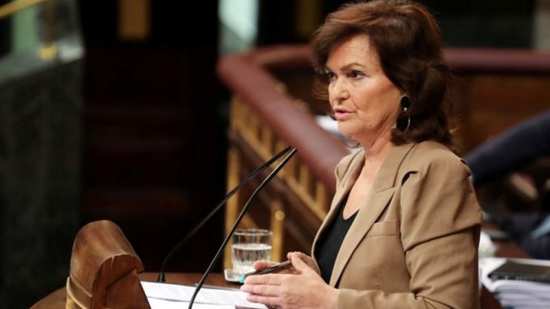 स्पेन की उप-प्रधानमंत्री भी हुईं कोरोना का शिकार, पिछले 24 घंटों में 738 लोगों की मौत