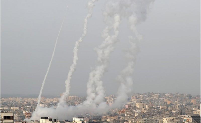 आतंकी संगठन हमास ने इजराइल पर दागे 480 रॉकेट, केरल की युवती सहित 35 की मौत
