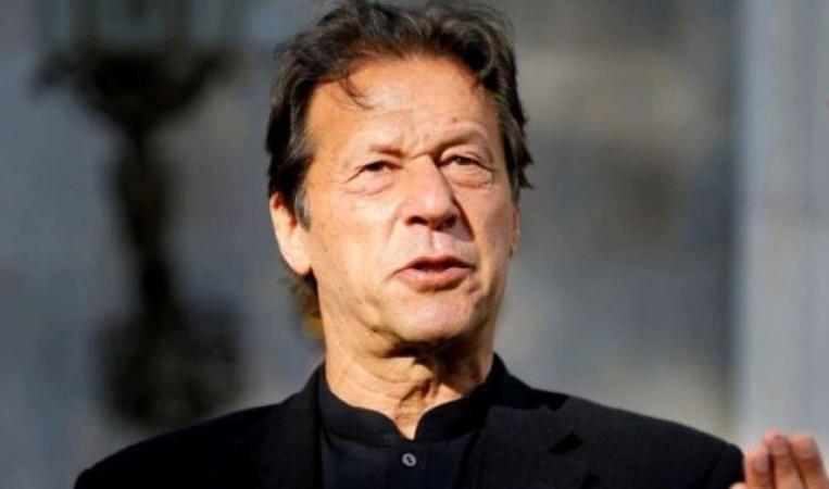 इमरान खान ने फिर अलापा 'कश्मीर' राग, कहा- जब तक 370 वापस नहीं, भारत से बातचीत नहीं