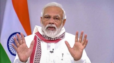 PM Modi appeal people to buy local products to boost indian economy