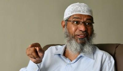 Pakistan is helping fugitive Islamic preacher Zakir Naik, also receiving funding from Gulf countries