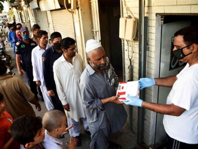 Corona cases cross 67 thousand in Pakistan, death toll close to 1400