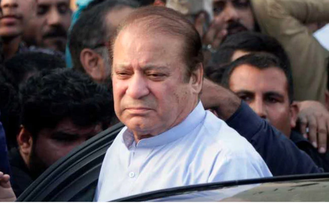Pak leader claims, 'slow poison being given to former PM Nawaz'