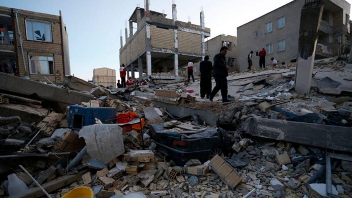 ईरान में भूकंप के तेज झटके, जनजीवन हुआ तबाह