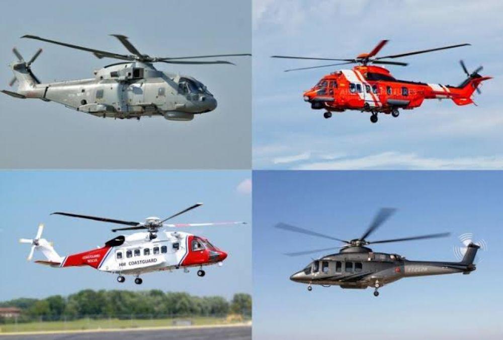 विश्व के सबसे मंहगे हेलीकॉप्टर,  जिनकी कीमत उड़ा देगी होश