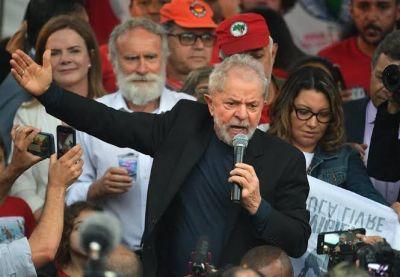 ब्राजील के पूर्व राष्ट्रपति लूला ने रिहा होते ही विरोधियों पर किए तीखे जुबानी हमले