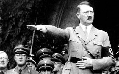Adolf Hitler's garden found during an excavation in Poland
