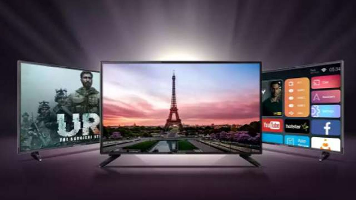 Thomson LED TV becomes cheaper on the occasion of World TV Day, know discount offer