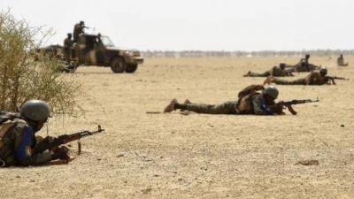 सेना की पेट्रोलिंग टीम पर बड़ा आतंकी हमला, 24 जवान शहीद, 29 घायल