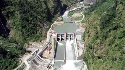 PM KP Oli inaugurated hydropower project in Nepal with China' help