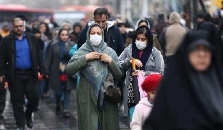 कोरोना से ईरान में हाहाकार, लगा 2 सप्ताह का लॉकडाउन