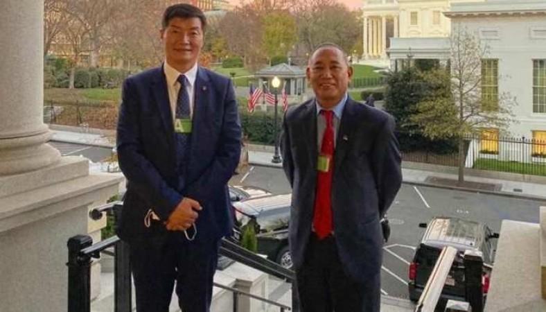अमेरिका ने चीन को दिया झटका, 60 साल बाद इस तिब्बती नेता को मिला व्हाइट हाउस का न्योता