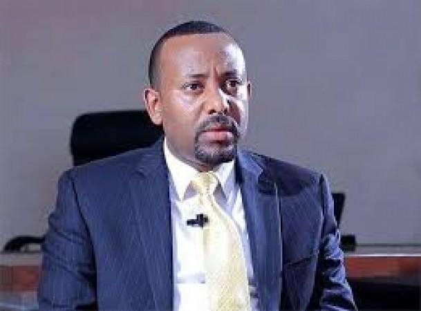 इथियोपिया के मामलों में, प्रधानमंत्री अबी अहमद ने अंतरराष्ट्रीय