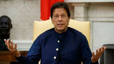 Imran Khan, softened by the fear of India, says, 'Pakistani do not cross LOC'