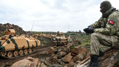 सीरिया में तुर्की सेना का ऑपरेशन, अब तक 277 कुर्द लड़ाकों को किया ढेर