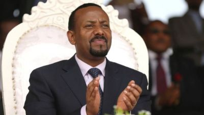 Abiy Ahmed, Ethiopia's prime minister wins 2019 Nobel peace prize