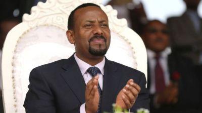 इथियोपिया के पीएम अबी अहमद को दिया गया नोबेल शांति पुरस्कार