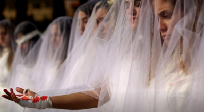 The trend of mass weddings in Lebanon is at the top, but the reason is very dangerous!