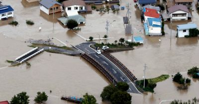 Hagibis storm wreaks havoc inJapan, 70 people killed, 37 rivers dam destroyed